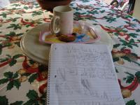 クッキーとリスト