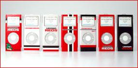 iPodカバー バリエーション