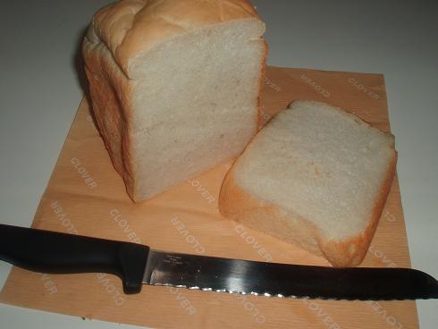 はるゆたかシンプル食パン 食べる前