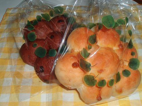 プレゼント フラワーパン1
