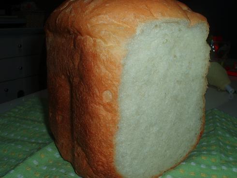 初成功!パネマザ食パン