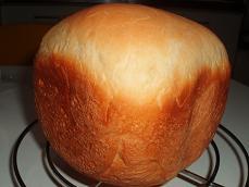 4gパネマザ ダブルミルク食パン 膨らまず#1