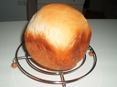 初★ホシノdeはるゆたか食パン#1