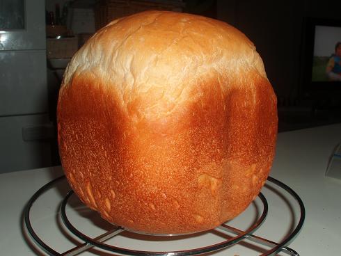 2回目 ホシノシンプル食パン