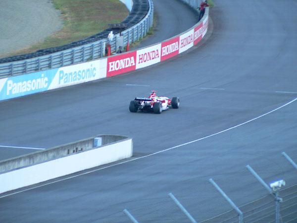 2007 Honda Racing Thanks Day