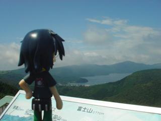 芦ノ湖や~