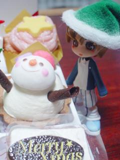 雪だるま‥か~わE~vV