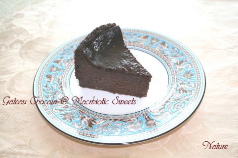 gateau chocola