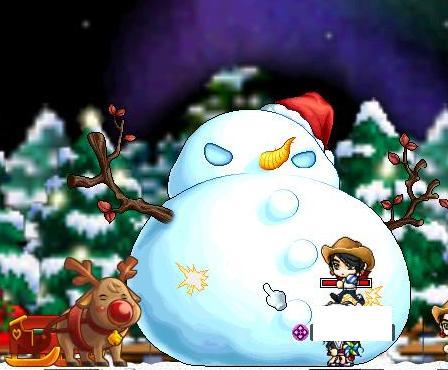 イベント 雪だるま 3