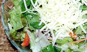 グリーンサラダオリーブ風味