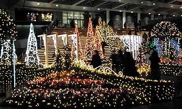 名駅イルミネーション2