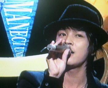 JH君歌ってる~