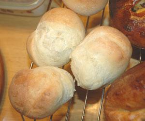 ゆず酵母のパン