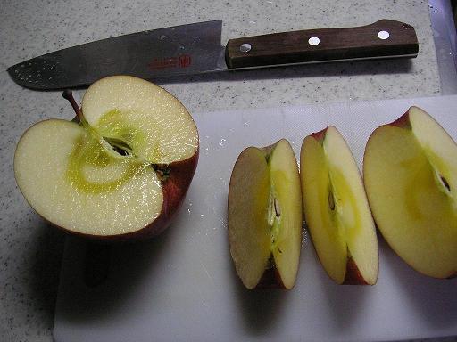 あまぁいりんご