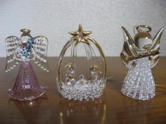 聖家族と天使