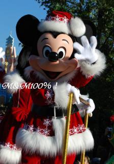 2007クリスマスアトモス・ミッキー00