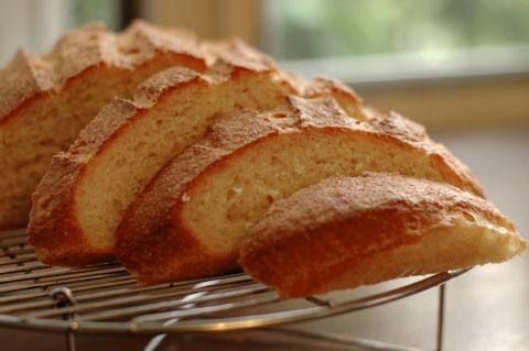 コーングリッツパン