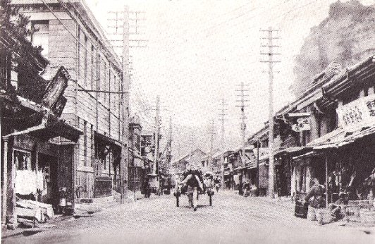 大滝町通り