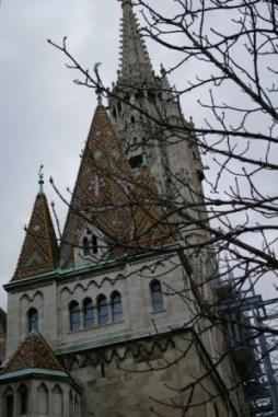 Budapest教会
