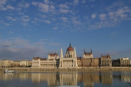 Budapest国会議事堂