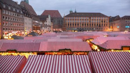 ニュルンベルグ クリスマスマーケット