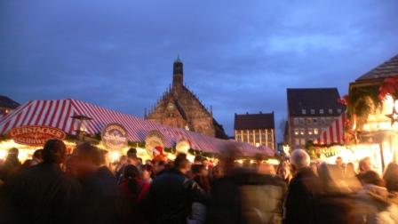 ニュルンベルグ クリスマスマーケット2