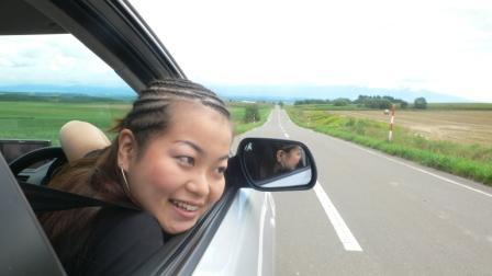 運転楽しい!