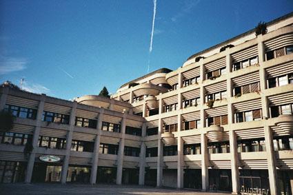 リンツの市庁舎