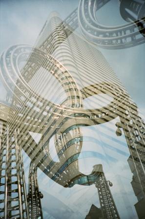 未来都市?!