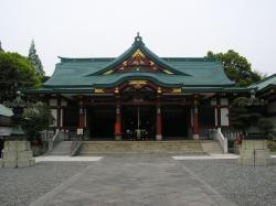 日枝神社イメージ写真
