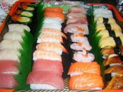 修復完了お寿司