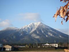 08年正月 雪の夷守岳