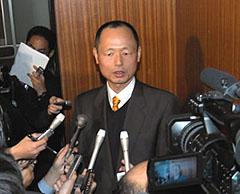 井原勝介岩国市長