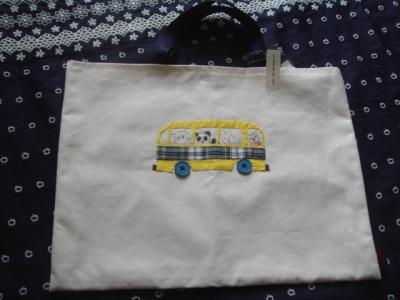 幼稚園バス カバン