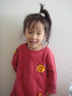 2007.11.26 ①プリキュア アクアの髪型