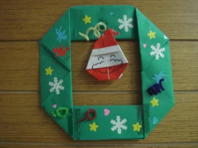 5歳 年中さん 保育園でのクリスマス5