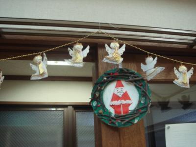 5歳 年中さん 保育園でのクリスマス6