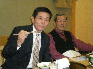 遠藤社長&永田課長