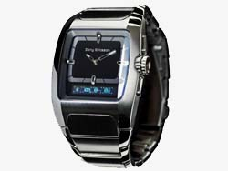 Bluetooth腕時計