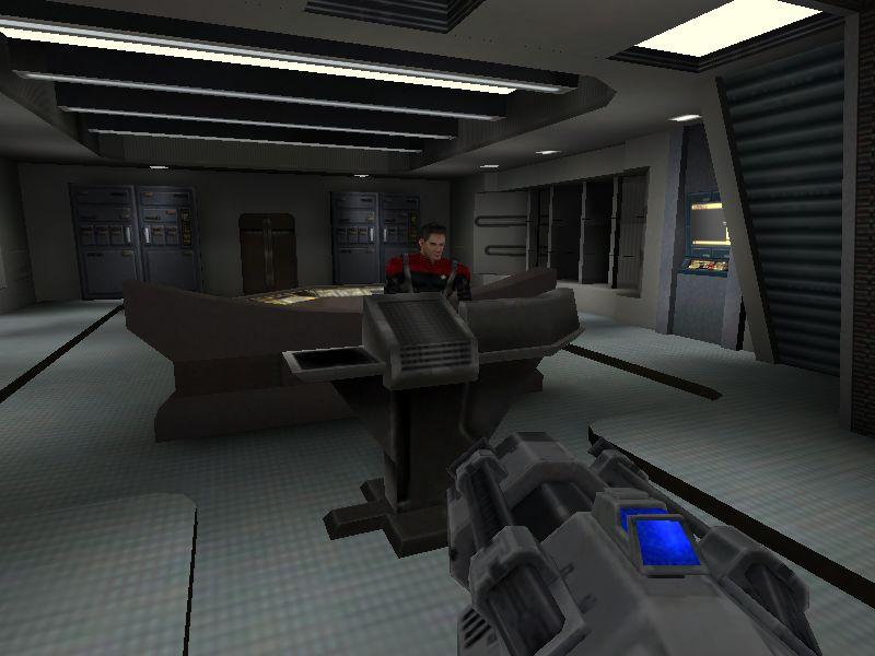新武器Photon Burst。まだプロトタイプの新兵器。