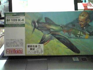 Bf109K4Hartmann