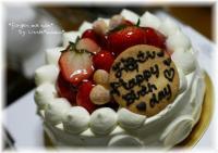 *バースデーケーキ*