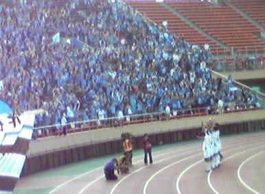 横浜FC試合後