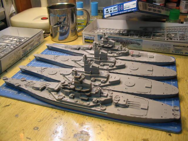 サウス・ダコタ級の3
