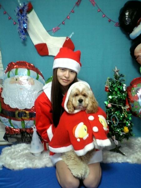 メリークリスマス!!!幸せが訪れますように・・・