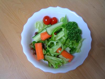 定番サラダ
