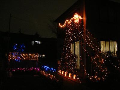 2006クリスマスイルミネーション