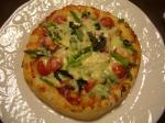 次女のピザ