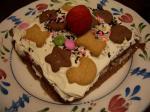 ケーキ・次女