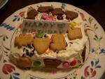 ケーキ・完成